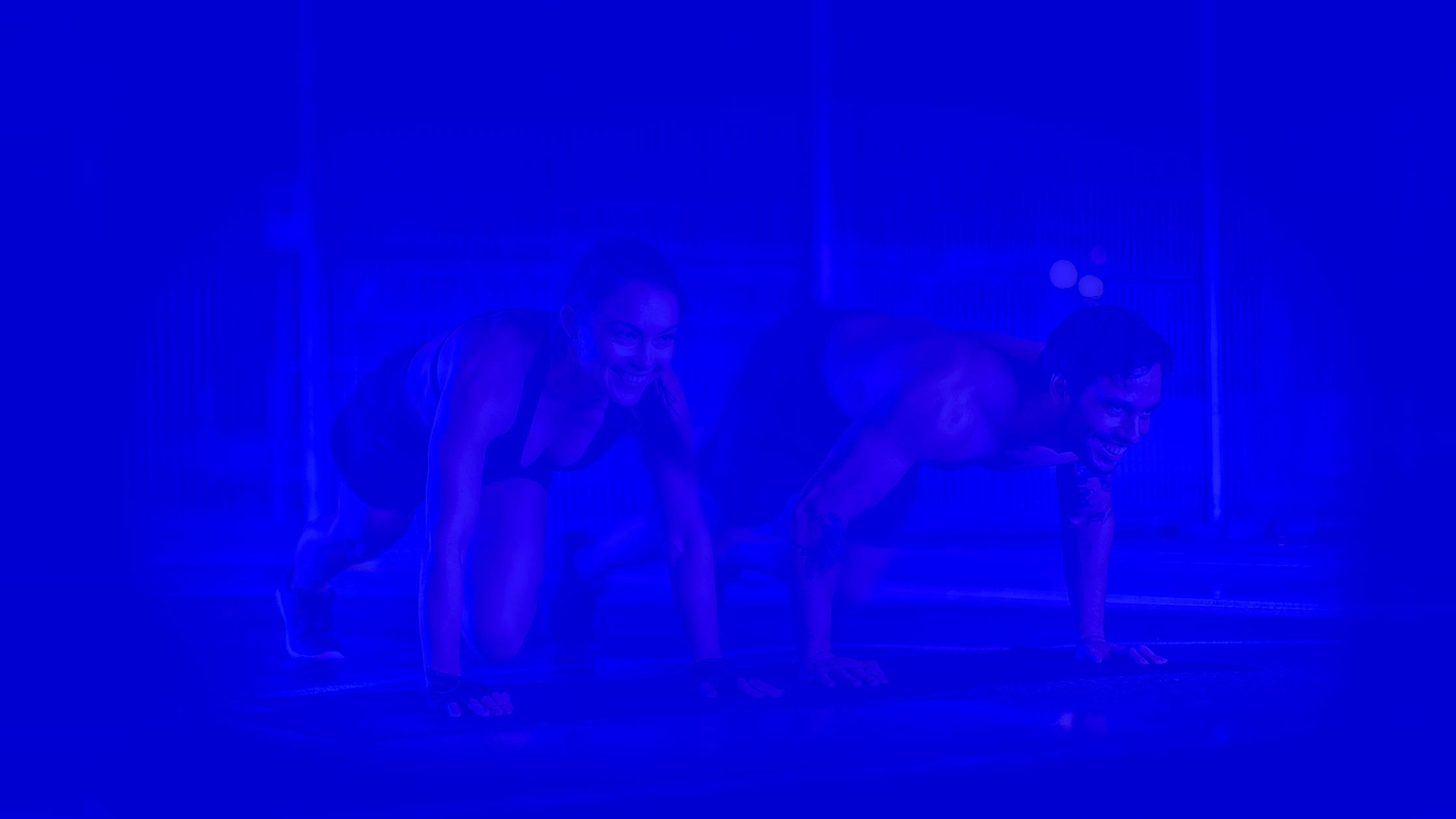 Sala Cárdio / Musculação